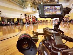 #behindthescenes #producing #content for the Miami Heat & their Miami Heat Dancers #auditions at American Airlines Arena in #miami using #sonyfs7 w/ #canon70200mm #lens through Metabones adaptor & Zacuto viewfinder eyepiece on Miller tripod & Kessler Crane camera slider  • For more info: AnthonyDigitalMedia.com •  #filming #filmmaker #filmmaking #videographer #videography #producer #videoproduction #filmproduction #camera #cameraman #cinematography #cinematographer