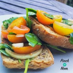 These Slimming World Syn Free Tomato Bruschetta serve as a starter to some delicious pasta for a full on Slimming World Italian feast! Slimming Eats, Slimming World Recipes, Perfect Salad Recipe, Vegetarian Recipes, Healthy Recipes, Healthy Appetizers, Vegetable Recipes, Snack Recipes, Tomato Bruschetta