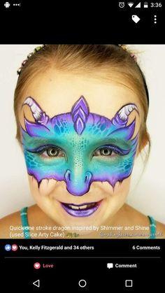 Письмо «Мы думаем, что вам могут понравится эти пины» — Pinterest — Яндекс.Почта Dinosaur Face Painting, Monster Face Painting, Dragon Face Painting, Eye Face Painting, Face Painting For Boys, Face Art, Body Painting, Animal Face Paintings, Animal Faces