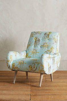 Octopi Losange Chair by Voutsa