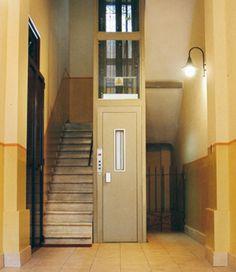 Miniascensore e ascensore su misura