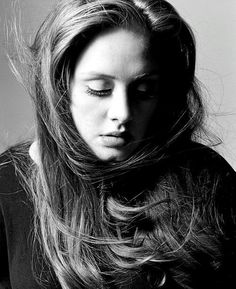 Adele..her voice makes my heart ache but I can't stop listening to her music