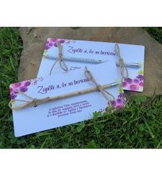 """Svatební oznámení: """"Zapište... Origami, Books, Art, Art Background, Libros, Kunst, Book, Book Illustrations, Origami Art"""