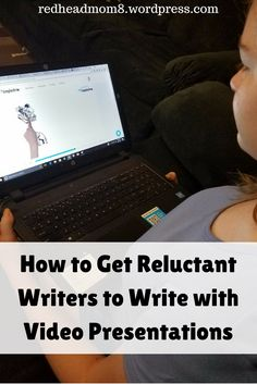 How to Get Reluctant Writers to Write with Video Presentations – There's No Place Like Home