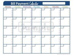 photograph regarding Bill Payment Calendar Printable referred to as 70 Most straightforward Invoice Business illustrations or photos inside 2016 Invoice business enterprise