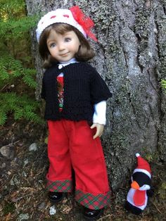 American Girl Doll Classic Knit Sweater /& corduroy pants Mix and Match NICE