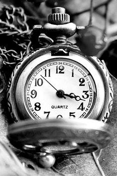 Tick tock pocket clock