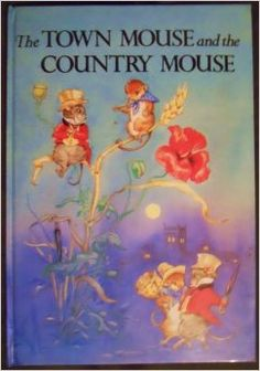 the town mouse and the country mouse rene cloke - Google Search