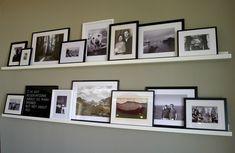 Photo ledges