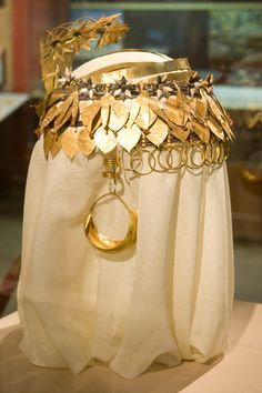 Jewelry from The Royal Tombs of Ur
