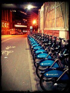 Boris Bikes