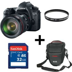 Buy CANON EOS 6D 24-105MM LENS online at Telemart.pk✓ Discounted Price ✓Free Gifts ✓Free Shipping