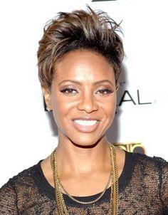 25 New Short Hairstyles for Black Women | http://www.short-haircut.com/25-new-short-hairstyles-for-black-women.html