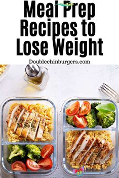 Meal Prep Recipes for Weight Loss Meal Prep Recipes | Meal Prep Recipes for Beginners | Meal Prep Recipes for Weight Loss | Meal Prep Recipes for the Week | Meal Prep Recipes for Lunch | Breakfast | Clean Eating | Dinner | Easy Meal Prep Recipes| Low Carb | Keto | Vegetarian | For Work<br> Deciding to meal prep is a great thing to do to lose weight. Here is a list of delicious meal prep ideas for a healthy breakfast, lunch, and dinner. Easy Healthy Meal Prep, Healthy Dinner Recipes, Easy Meals, Healthy Breakfast Recipes For Weight Loss, Health Recipes, Meal Prep For The Week Low Carb, Healthy Meals, Meal Prep For Work, Clean Eating Recipes For Weight Loss