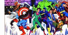 """Secret Wars (en castellano """"Guerras Secretas"""") es una serie limitada de 12 números publicada por Marvel Comics entre 1984 y 1985. Fue junto con la miniserie Contest of Champions los dos primeros crossover que afectaban a todas las series de la compañía y estuvo a cargo de Jim Shooter Mike Zeck y Bob Layton. La historia trata de una entidad cósmica el Beyonder que secuestra a un gran número de héroes y villanos y los enfrenta en un planeta artificial.Secret Wars fue un tebeo importantísimo…"""