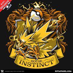 House Instinct - Zapplepuff T-Shirt