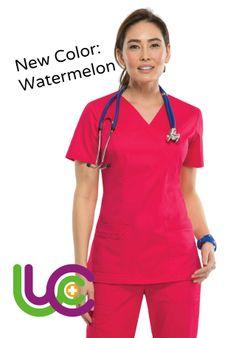 New Color: Watermelon #Cherokee #scrubs #uniforms