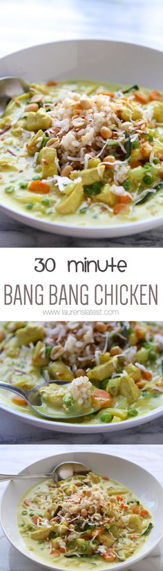 30 Minute Bang Bang Chicken... Awesome Cheesecake Factory Copycat Recipe!