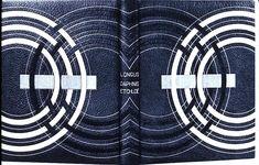 art deco circle designs - Google Search