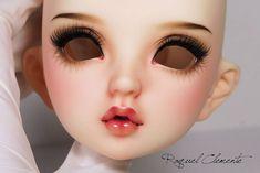 Commission for Sharon. Volks Lorina :-)   #bjddoll #bjdfaceup #bjd #doll…