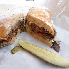 Mitchell Deli always keeping it 💯 with the outstanding Asian flank steak sandwich. Asian Flank Steak, Nashville Restaurants, Deli, Sandwiches, Food, Essen, Meals, Paninis, Yemek