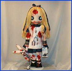 Zombie Alice