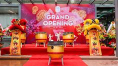 Grand Opening Superfit Hoi An Fitness & Yoga No Equipment Workout, Workout Gear, Fitness Goals, Yoga Fitness, Hoi An, Grand Opening, Workout Programs, Table Decorations, Training Programs