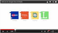 A Step By Step Guide on How to Locate and Add Add-ons to Your Google Drive ~ Educational Technology and Mobile Learning