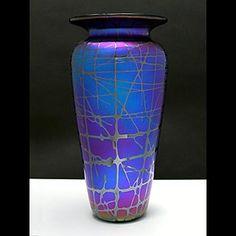 Light Opera - vases - art glass, paperweights, vases, kaleidoscopes
