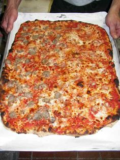 Pizza on Pinterest | New York Pizza, New York Style and Frozen Pizza