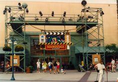 Soundstage restaurant MGM Studios