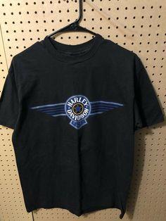 bb99c7ed59ab Vintage 1989 Harley Davidson USA T-shirt Single Stitch BIKER L #fashion # clothing