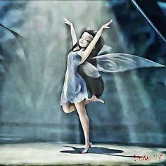 My Fairy art. Fairy Art, Studio S, Art Studios, My Arts, Fictional Characters, Instagram, Fantasy Characters, Artist Studios