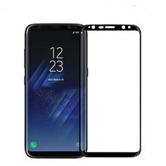NILLKIN 3D Arc Edge 9H MAX Full Coverage AGC Glass Screen Protector for Samsung Galaxy S8 Plus 6.2""
