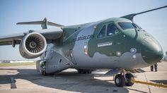 Embraer KC-390 to visit New Zealand next month   Australian Aviation