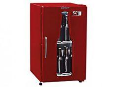 Cervejeira/Expositor Vertical 1 Porta - 120L Frost Free Gelopar GRBA 120VM com as melhores condições você encontra no Magazine Shopcarl. Confira!