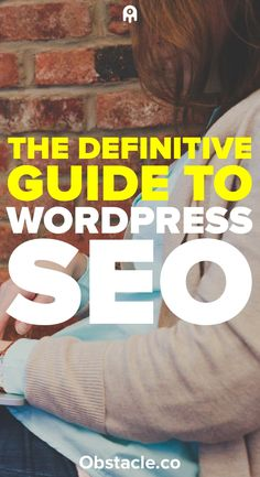 It's tough building a successful blog without a basic understanding of SEO. If you are using WordPress this SEO guide will help you understand and conquer the basics of SEO.