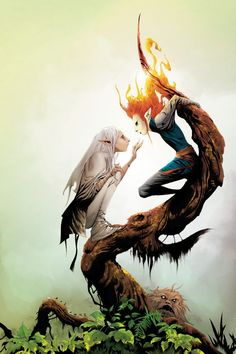 Jae Lee And Brian Stelfreeze FOC Covers For Jim Henson And Victor LaValle..