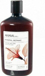 Ahava Mineral Botanic Velvet Cream Wash Hibiscus & Fig by AHAVA. $23.00. 17 ounces. Hibiscus helps to smooth and moisturizer skin as it promotes the healing of dry skin with natural anti-bacterial properties. Fig extract contains anti-inflammatory properties as well as natural moisturizers. This Mineral Botanic Wash from Ahava has the light fragrance of Hibiscus and Fig.   This luscious cream body wash, infused with extract of Hibiscus and Fig, provides an extra hydration-boost ...