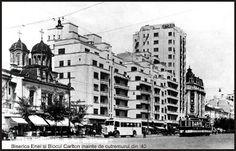 De prin vechii Bucuresti Bucharest Romania, Places To Visit, Street View, Memories, Buildings, Film, Bucharest, Cousins, Cards