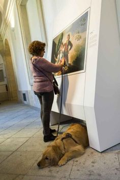 sensorial places exhibitions for blind - Pesquisa Google