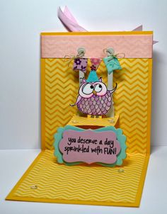 Kelly Booth using the Lucy Label Pop it Ups die, along with accessory pieces from the Katie Label Pivot Card and the Lots of Pops - Lovin The Life I Color: Happy New Year and Happy New Dies by Karen Burniston for Elizabeth Craft Designs!!