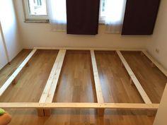Familienbett bauanleitung wohnen einrichten ideen deko family bed bedroom und bed - Familienbett selber bauen ...