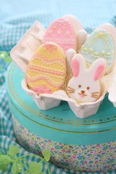easter cookie