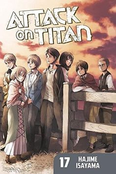 Attack on Titan, Volume 17 - Hajime Isayama Thanks to Rod Reiss, Eren finally knows the terrible truth behind how he acquired his Titan powers, and the depth of his father's crimes. The king orders his daughter Historia to kill Eren and restore the power of the Titans to its rightful place, but she chooses her own selfish path: survival. As the cavern crumbles around the Survey Corps, Eren must make another last-minute decision, with the lives of all his friends in the balance.