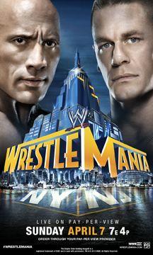 Pura Acción!: Se revela poster oficial de WrestleMania 29