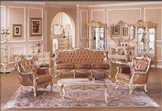 20 Best Antique Living Room Furniture images | Antique living rooms ...