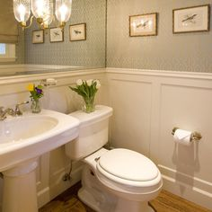 Powder Room Design Ideas, Pictures, Remodel, and Decor - page 3