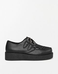 Truffle+Fre+Creeper+Flat+Shoes. Love! Too big for me. Heartbreaking. New in box! Missed return deadline. Size 5UK. Limited swap or $40 shipped. (Price lowered)