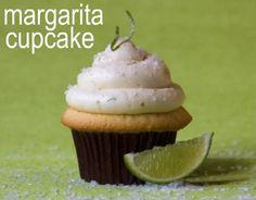 Cinco De Mayo Margarita Cupcakes   PartyBluPrints.com